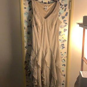 Beautiful Amanda Lane ruffle summer dress
